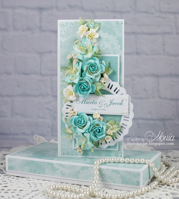 #polandhandmade #cardmaking #wedding