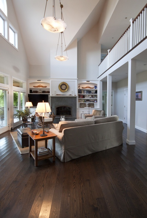 17 Best Images About Two Story Design On Pinterest High Ceilings Fireplaces And Open Living Area