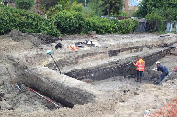 Leidsedam Archeologische werkgroep Minisymposium Forum Hadriani