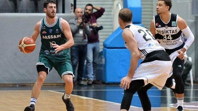 Basketball Champions League, Besiktas-Dinamo Sassari: cronaca e risultato