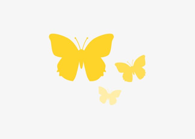 Yellow Butterfly Butterfly Yellow Lovely Butterfly Png Transparent Clipart Image And Psd File For Free Download Yellow Butterfly Butterflies Vector Butterfly