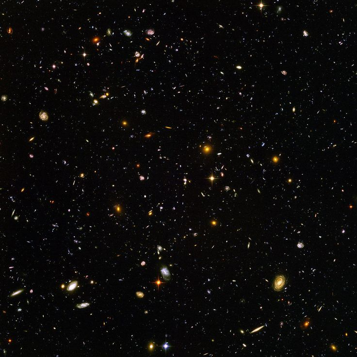 Hubble Ultra Deep Field - The most important picture ever taken by humanity...