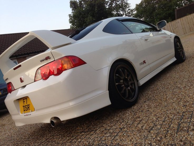 AF desire on a honda integra DC5! - Via starcardetailing.co.uk