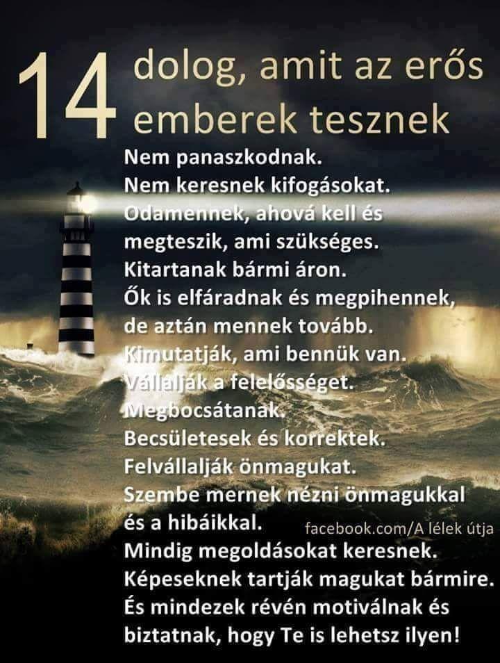 erős vagy idézetek A lelkileg erős emberek♡♡♡ | Hungarian quotes, Life quotes