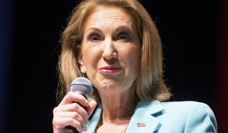 Breaking: Carly Fiorina Is Out