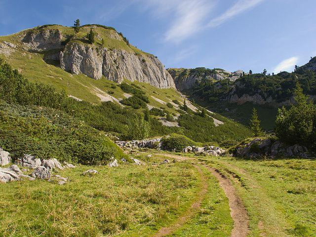 Long Winding Path | Long and winding path (Pertisau W2 2011)