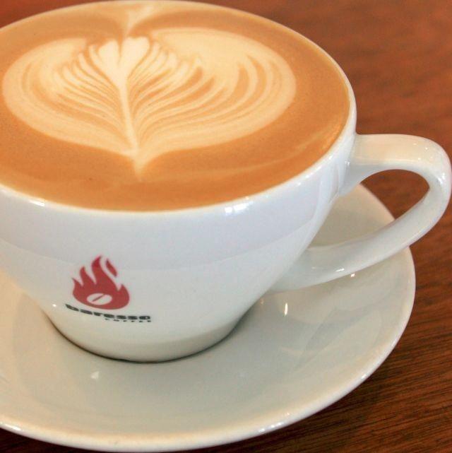 Cappuccino by Baresso Coffee
