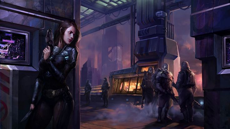 Image result for spy sci-fi