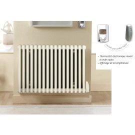 Recherche chauffage Domotelec : radiateur fluide caloporteur