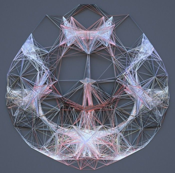Novastructura by Giuseppe Randazzo, a designer from Turin, Italy | In a Quantum Superposition between Art & Science inspiration