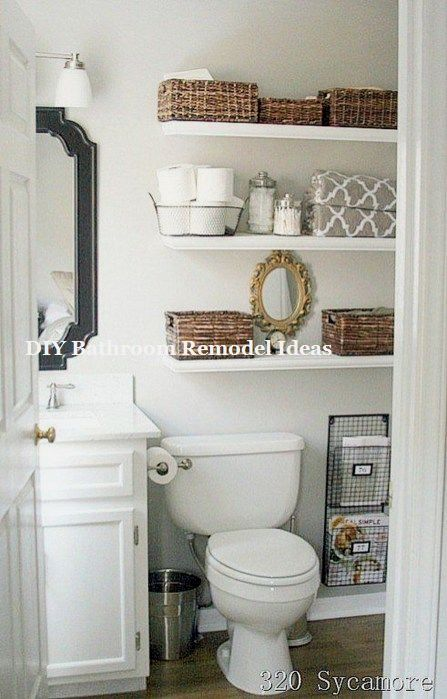 15 Incredible Ideas for Bathroom Makeover 4 Great DIY and Home