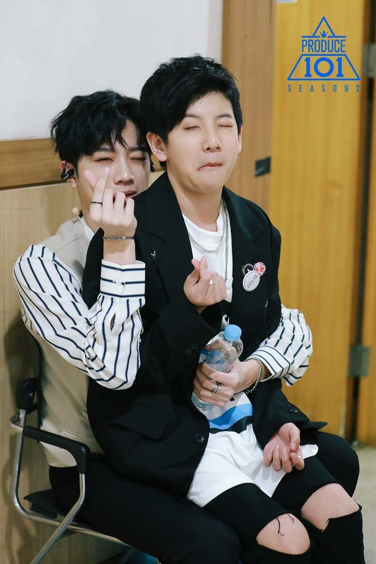 Seonho &a Woojin