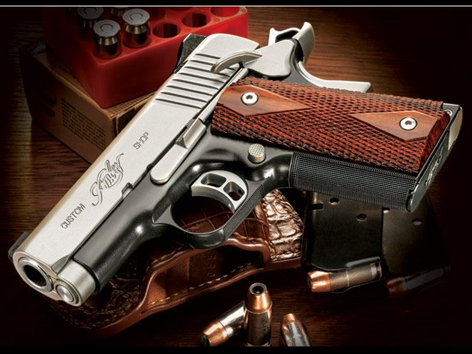 The Kimber Ultra CDP II, as with all of the CDP line, presents a production pistol with many of the features one seeks in a custom firearm.