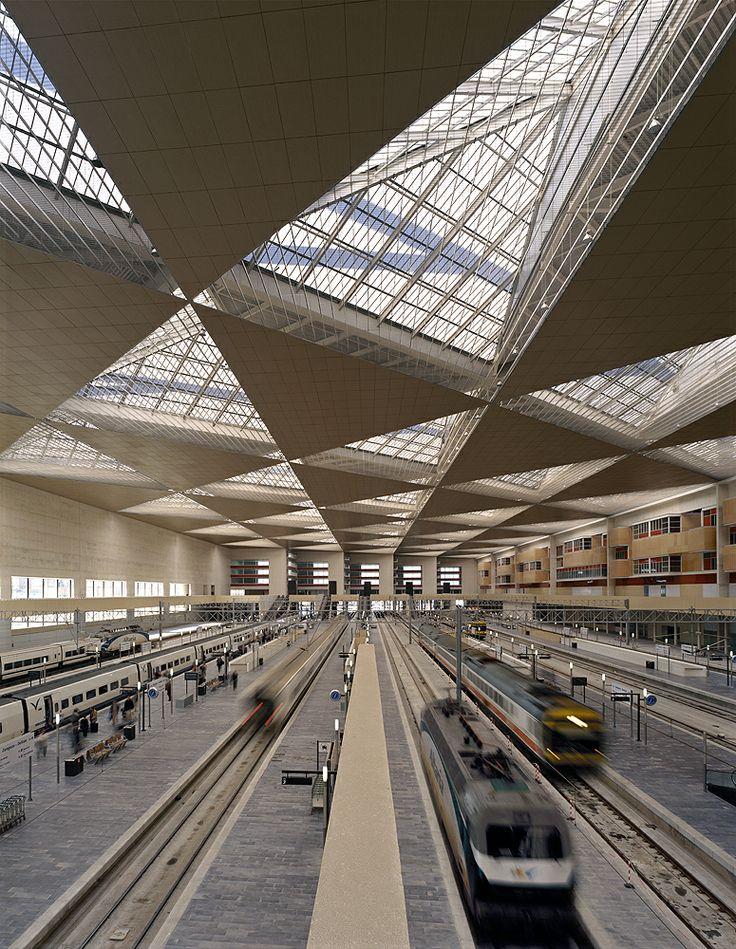 Zaragoza-Delicias Intermodal Station