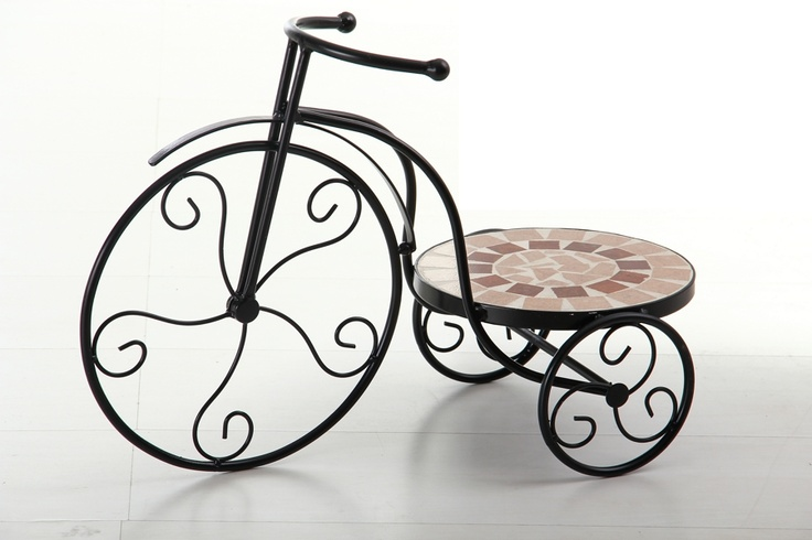 17 best images about bicycle wrought iron on pinterest for Accesorios para decorar la casa