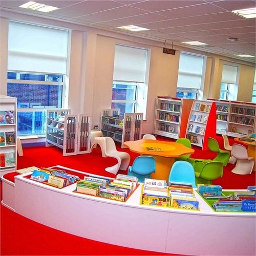 Children's Furniture | Library Furniture | General | Products | FG Library