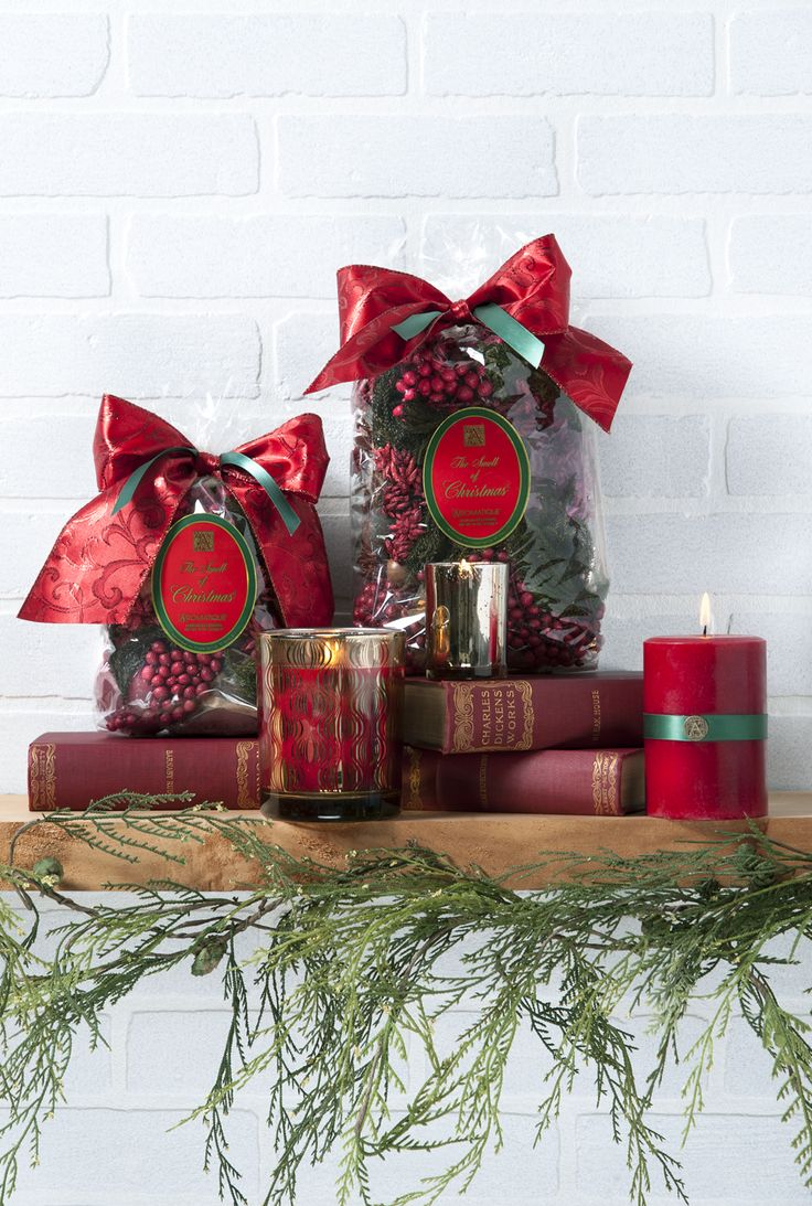 The smell of christmas by aromatique a captivating fragrance of