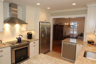 Cabinets painting beach white giallo ornaments granite white cabinets
