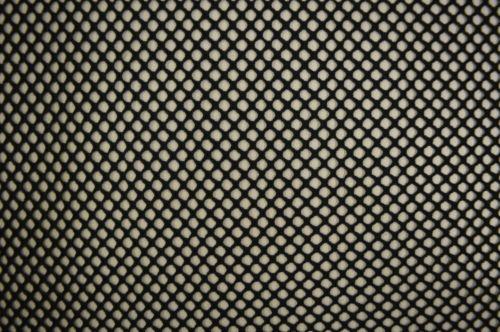 Details About Black Fish Net Airtex Mesh Fabric Slight