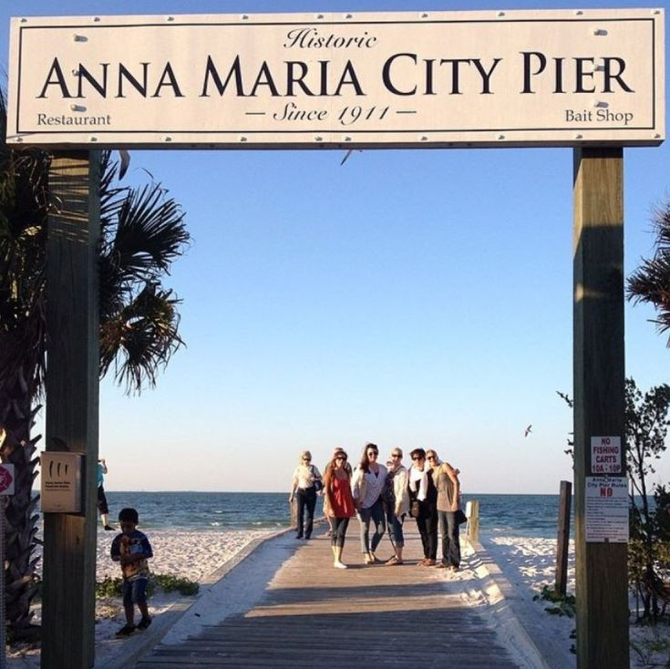 Things to Do in Anna Maria Island, Florida #travel #Florida
