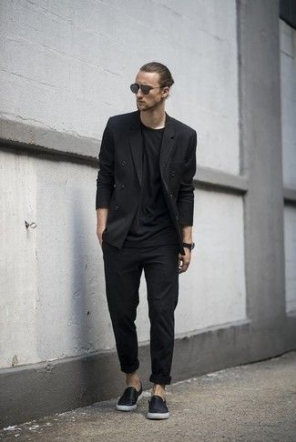 How to Wear Slip-on Sneakers (91 looks)   Men's Fashion