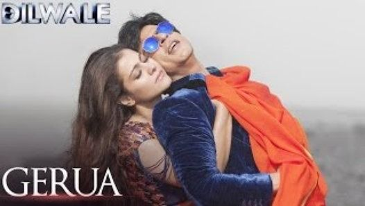 Rang De Tu Mohe Gerua - Full Video Song HD - Dilwale - Shah Rukh Khan, Kajol  And they are back !!  Undoubtedly, song of the year :')