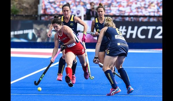 PHOTO GALLERY: A fiercly fought 60 minutes of play came to 2-2 draw between Team USA and Australia at women's Hockey Champions Trophy 2016. With a bronze medal on the line, the USA won shootouts with a score of 1-0 to claim one of the top tournament finishes! Read match details in the article below.