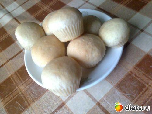 Хлеб. Один рецепт теста и пять различных выпечек.: Рецепты на все случаи жизни: Группы - diets.ru