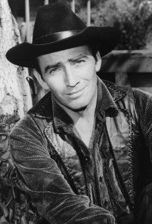James Drury, The   Virginian , TV series 1961-1974