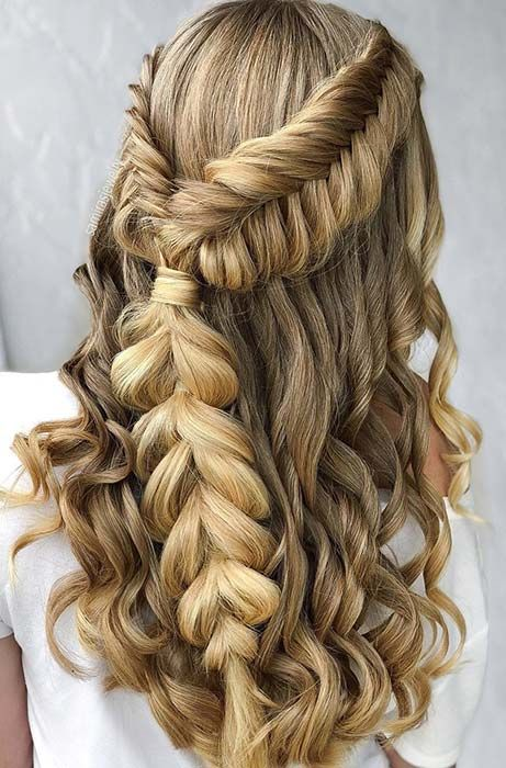21 popular homecoming hairstyles who will steal the night