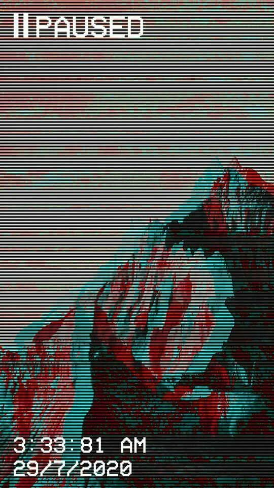 Android Wallpaper Wallpaper Black Glitch Iphone