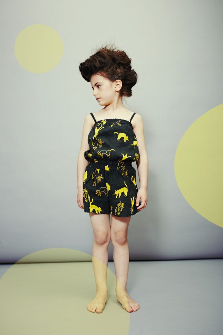 Mini & Maximus Cat Romper in Army Green. Available at www.noa-micah.co.uk