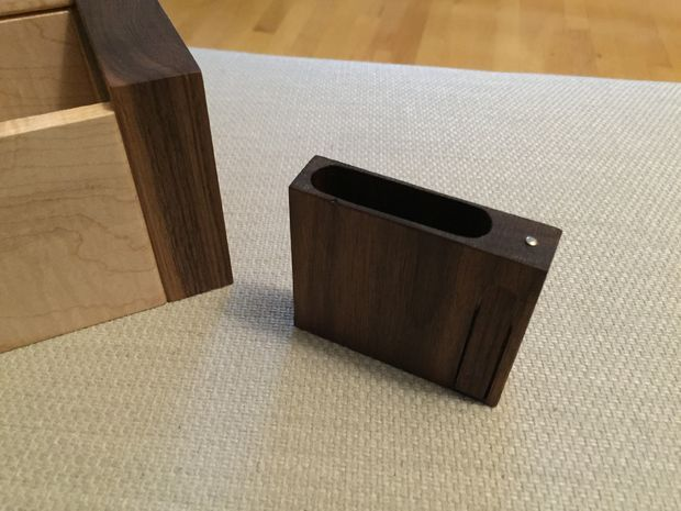 Secret Compartment Box - Not the best instructions but you can figure it out.