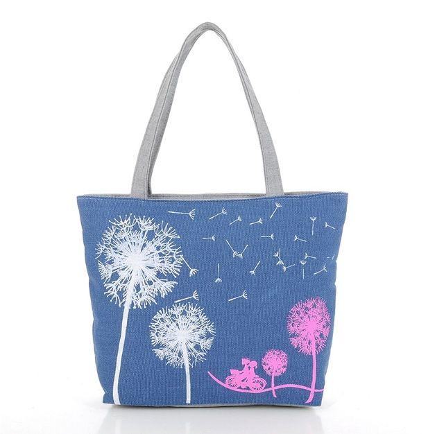 Handbags for Women Dandelion Flower Tote Shoulder Bag Satchel for Ladies Girls