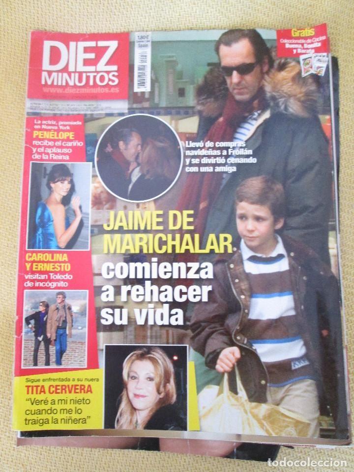 REVISTA 'DIEZ MINUTOS', Nº 2938 AÑO 2007.
