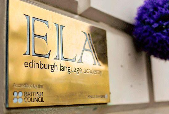 English school in Edinburgh - Edinburgh Language Academy - ELA