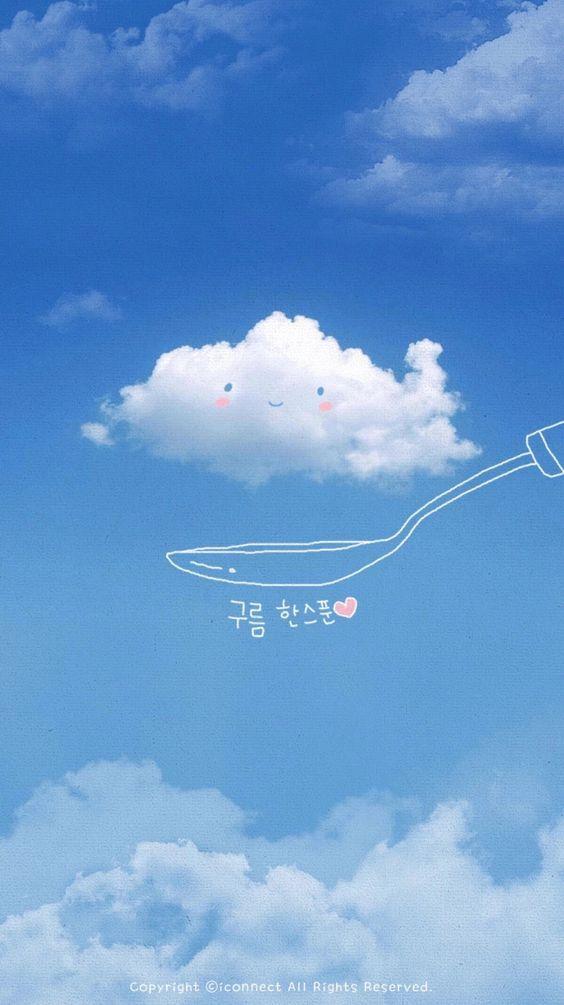 Pin by YoonKi on Aesthetic Pinterest Wallpaper, Cloud