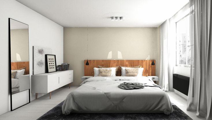 Interiér : Rekonstrukce bytu Na Dlouhém Lánu