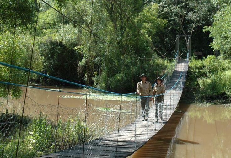 Guías y Guardaparques. Te esperamos en www.facebook.com/viajaportupais