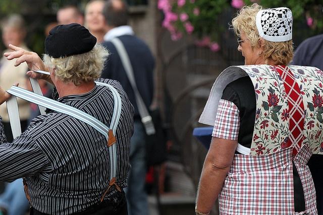 Visserijdag2009Resized 070 by Erkelens Digital Imaging, via Flickr #Utrecht #Spakenburg