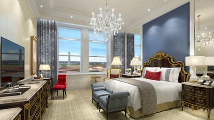 17 best images about trump hotel washington d c on pinterest post office washington and clock for 3 bedroom suites in washington dc