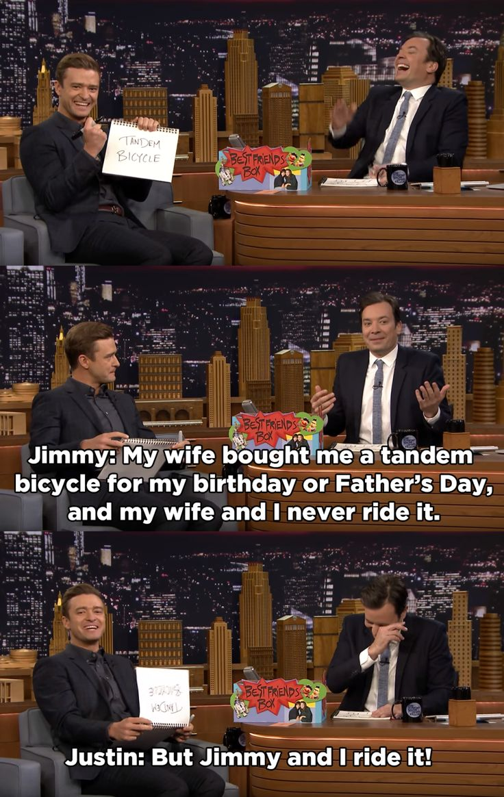 Justin Timberlake And Jimmy Fallon Proved They're True BFFs With This...