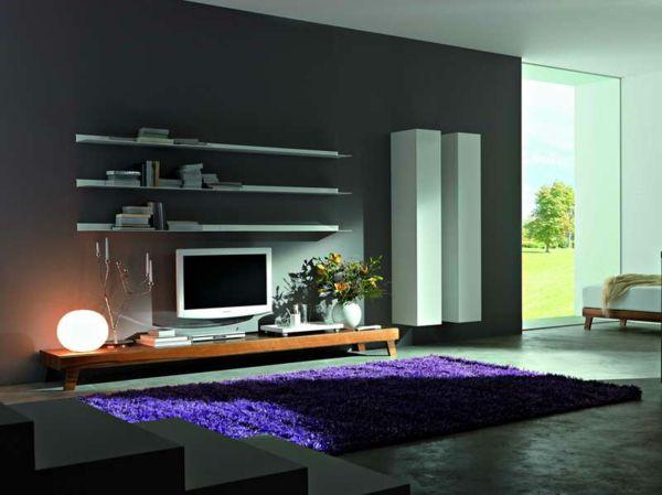 1000 id es sur le th me tv suspendu sur pinterest cacher. Black Bedroom Furniture Sets. Home Design Ideas
