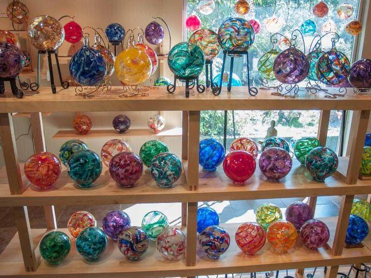 Ocean Beaches Glass Floats
