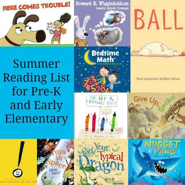summer reading list for kids 30 great books for school