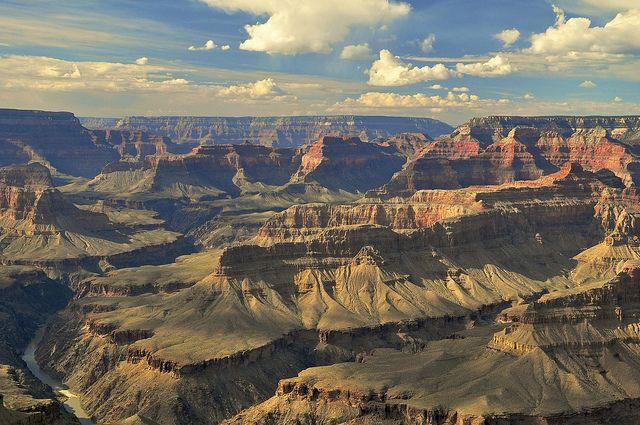 世界遺産 グランド・キャニオン国立公園 グランド・キャニオン国立公園の絶景写真画像  アメリカ