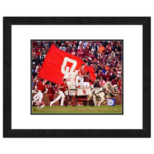 Photo File University of Oklahoma Sooner Schooner 8 x 10 Mascot Photo (, Size ) - NCAA Licensed Product, NCAA Novelty at Academy Sports