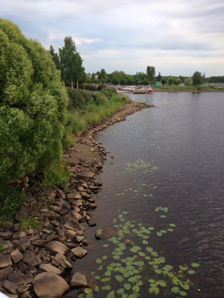 Oulu. My hometown - always beautiful.