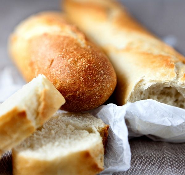 Simple Sourdough Baguette   |   Cultures for Health So amazing you won't believe it came from your own oven!