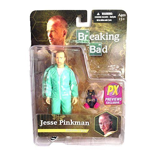 Jesse Pinkman Breaking Bad 6 Inch Mezco PX Previews Exclusive Action Figure by Mezco @ niftywarehouse.com #NiftyWarehouse #BreakingBad #AMC #Show #TV #Shows #Gifts #Merchandise #WalterWhite